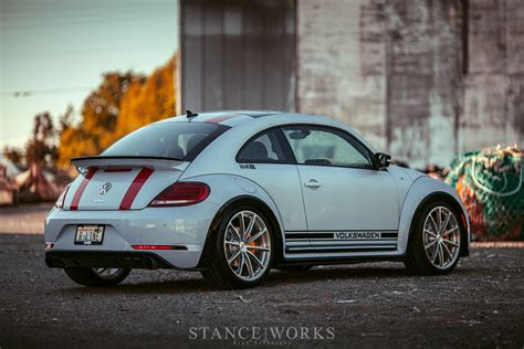 Volkswagen R Line Beetle by The H R Springs 911 R Inspired Beetle R Line