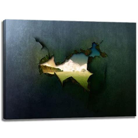 Tierbilder Auf Leinwand by Abstraktes Kunst Motiv Auf Leinwand Im Format 80x60 Cm