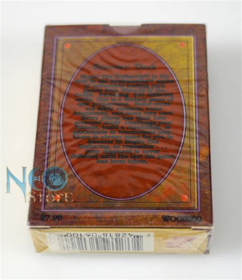 neostore com factory sealed unlimited starter deck