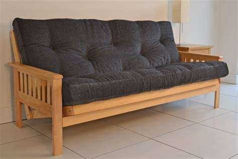 The Futon Co by 3 Seater Futon Sofa Beds