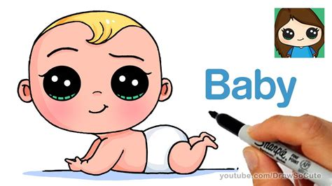 How To Draw Baby Pictures