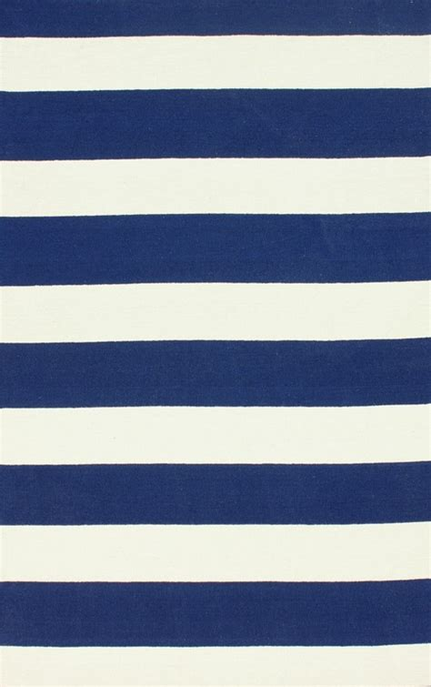 navy blue striped rug striped rug in navy rosenberryrooms
