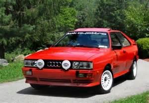 1983 Audi Quattro For Sale Squeaky Clean 1983 Audi Ur Quattro Bring A Trailer