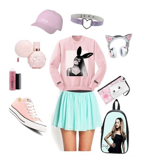imagenes de outfits kawaii quot ariana grande kawaii school outfit pastel pastel goth