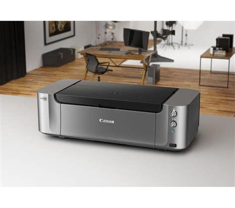 Printer Canon Pixma A3 canon pixma pro 100s wireless a3 inkjet printer deals pc world