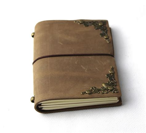 leaves from a diary in essex vol 2 classic reprint books new arrival handmade vintage leather diary book thick