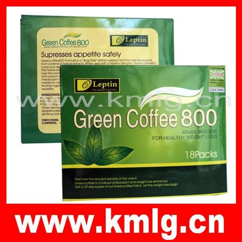 Green Cofee Herbal herbal green coffee 800 leptin products china herbal green