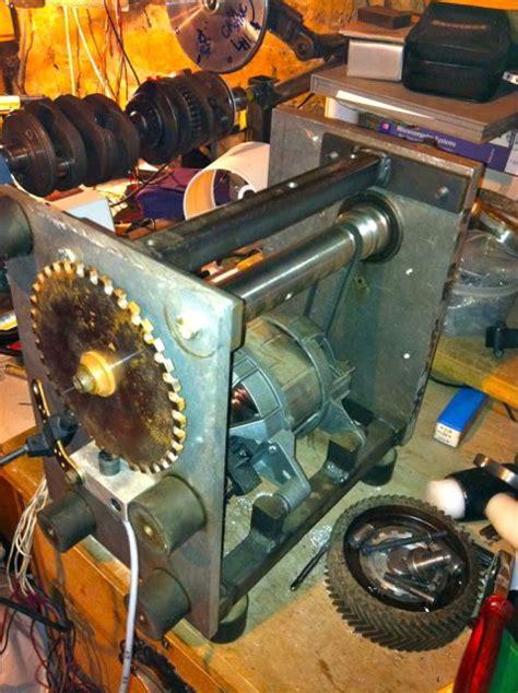 Panhard Engine Modifications