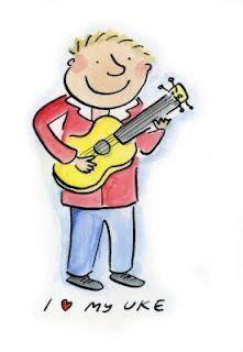 pin  paul phillips  ukulele happiness ukulele art