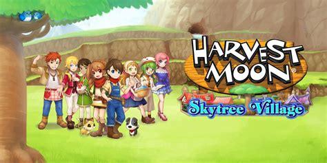 Kaset 3ds Harvest Moon Skytree harvest moon skytree nintendo 3ds nintendo