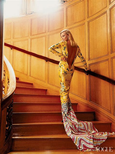 Charlize Theron Vogue by Charlize Theron In Vogue Photos Vogue Vogue