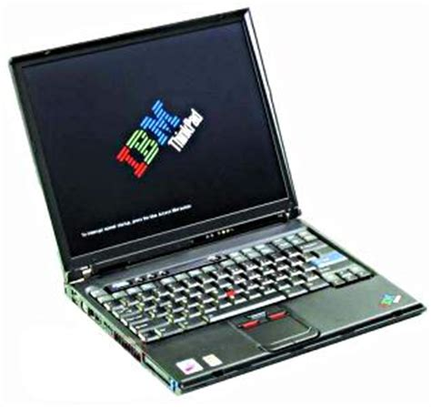 hot cake: used ibm thinkpad t40 pentium m laptop for sale