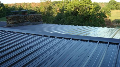 run with metal roofing r panel metal roof ridge vent