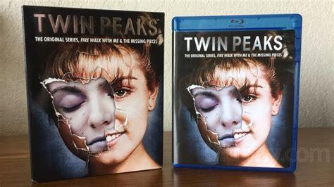twin peaks  original series fire walk     missing pieces blu ray