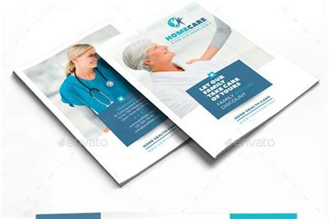 Mba Caregiver Consulting Brichures by Home Care Brochures Free Premium Templates
