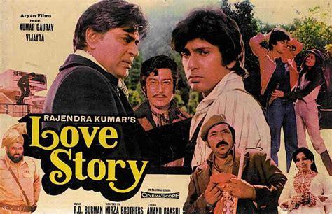 film romance kumar gaurav following a famous father kumar gaurav to abhishek bachchan