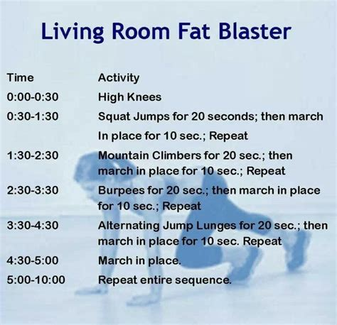 Living Room Workouts Easy Living Room Workout Exercise Challenges