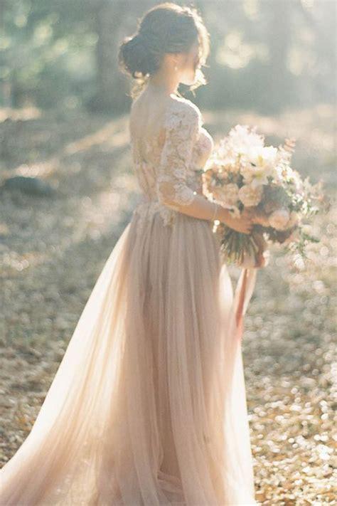 blush color dress blush wedding dresses wedding ideas by colour chwv
