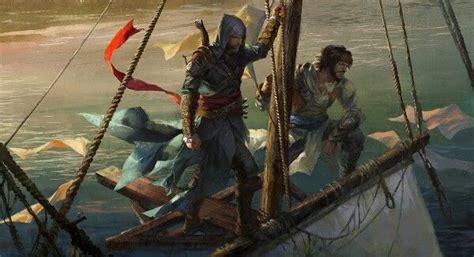 Assasin Creed Unity Jepang Gaming Kaosraglan 7 ezio and yusif assassin s creed forever