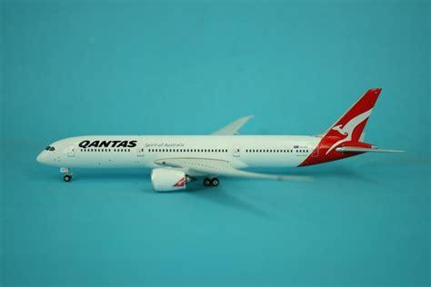 Diecast Pesawat 1 400 Pesawat Kenegaraan Jepang Boeing 747 400 qantas b787 900 vh abc eztoys diecast models and collectibles