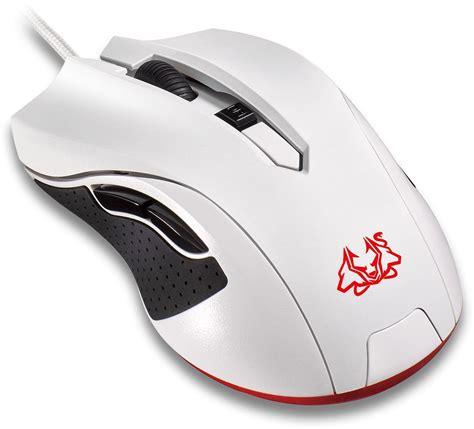 Asus Mouse Cerberus cerberus arctic 5 button ambidextrous mouse