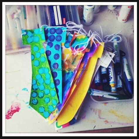 fathers day ideas for preschool s day tie craft ideas for preschool and