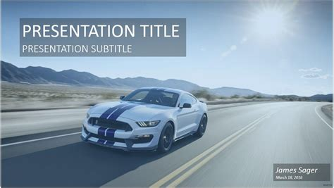 powerpoint themes cars powerpoint template free download car images powerpoint