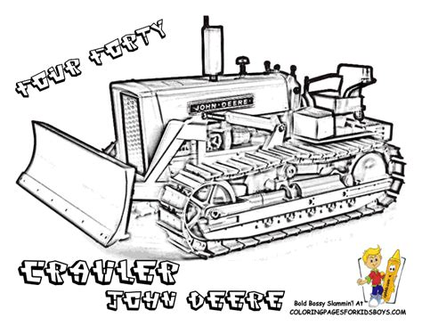 big man construction vehicle coloring construction
