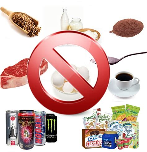 Foods To Avoid During Detox Diet by Detox Foods To Eat And Avoid