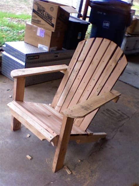 adirondack chairs made out of pallets adirondack chair made from wood pallets genius things