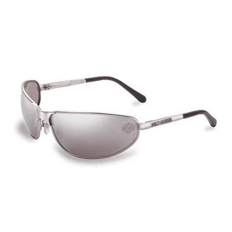 Harley Davidson Glasses by Harley Davidson Safety Glasses Hd500 Silver Frame Silver