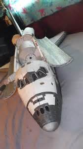 Papercraft Sts - space shuttle atlantis 1 24 scale paper model