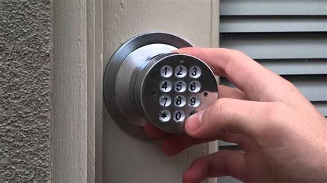 Code Lock Door Knobs by Door Code Door Code August 5th 2017 Admin