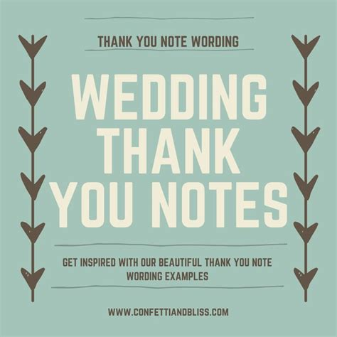 Generous Gift Thank You Card - best 25 wedding thank you wording ideas on pinterest thank you template thank you