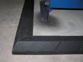 rubberform™ spill containment border curb berm