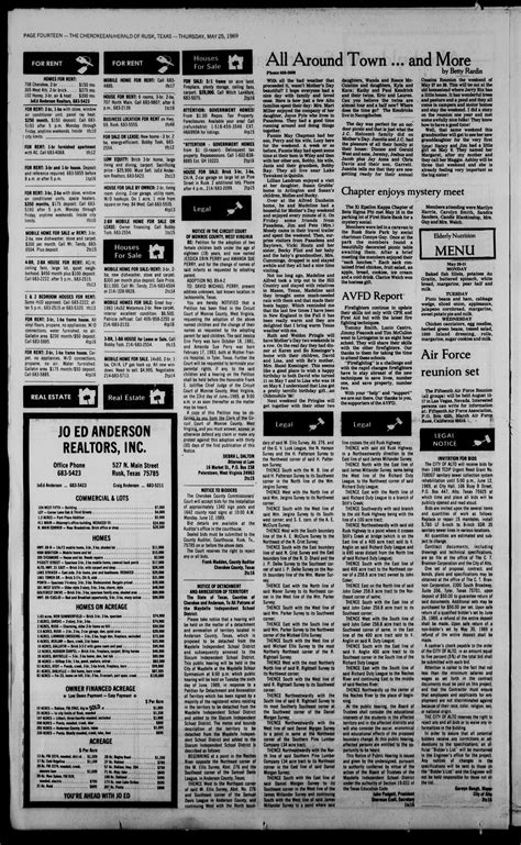 Cherokeean/Herald (Rusk, Tex.), Vol. 141, No. 16, Ed. 1