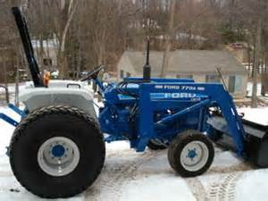 used farm tractors for sale ford 1910 4wd diesel w loader