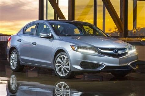 2016 acura ilx performance top speed 0 60 and quarter mile