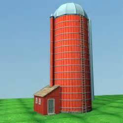 Barn Homes For Sale Farm Silo Model