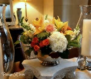 Floral Arrangements For Dining Room Tables by Dining Table Floral Arrangements Dining Table