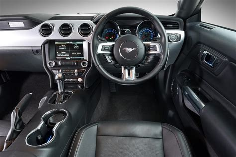 interior mustang ford mustang 5 0 gt fastback auto 2016 review cars co za