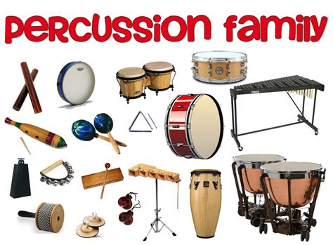 click on types of instruments percussion 3