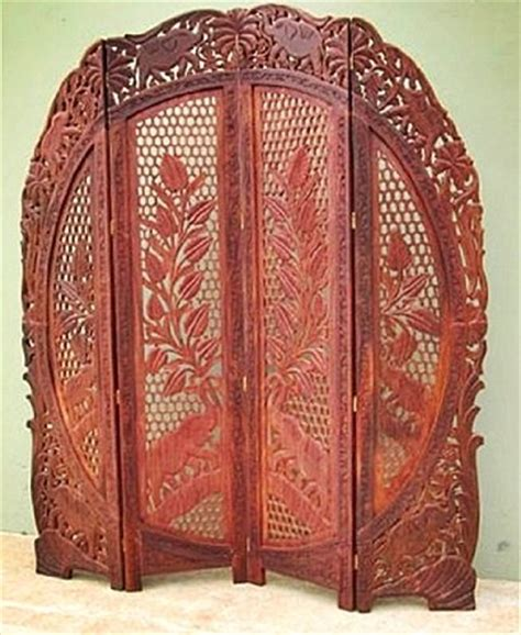arched room dividers arched elephants carved room divider teak wood screen 72