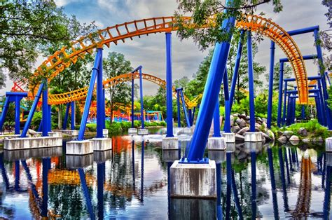 theme park north carolina carowinds theme park been there seen that pinterest