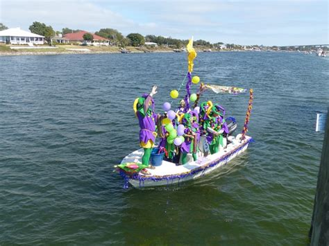 2013 perdido key mardi gras festival and boat parade 19