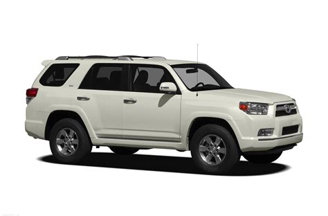2011 Toyota 4 Runner 2011 Toyota 4runner Price Photos Reviews Features