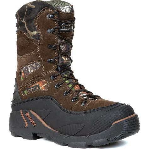 rocky blizzardstalker pro s waterproof insulated boots