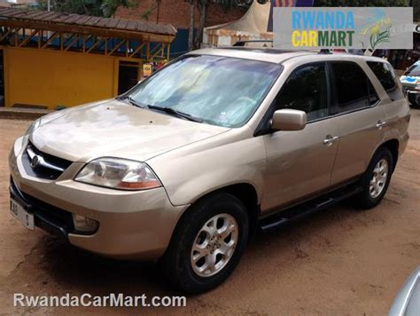 used honda acura used honda suv 2005 2005 honda acura mdx rwanda carmart