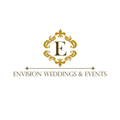 Wedding Event Logo by The Events Industry Business Marketing Bibliographies