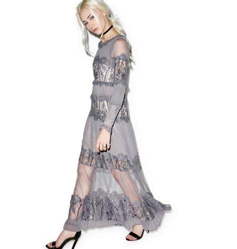 Balotelly Maxy Dress Hq 4 for lemons slate maxi dress dolls kill